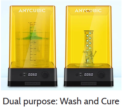 Anycubic wash and cure 2.0