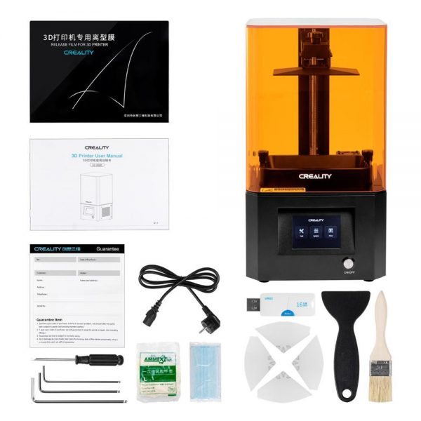 Creality ld-002R-3D-printer