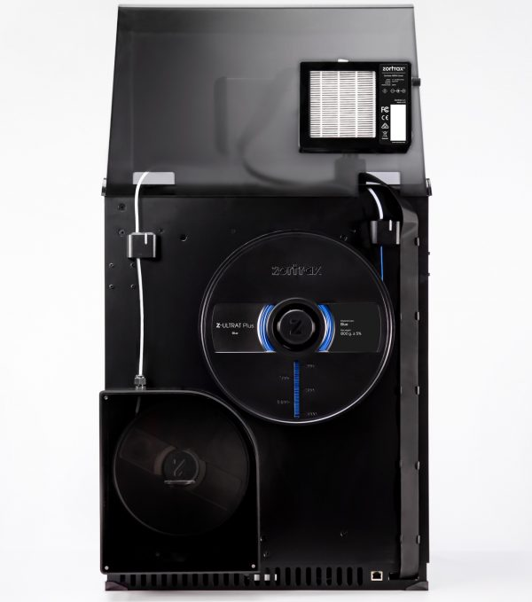 Zortrax M300 Dual s HEPA poklopcem