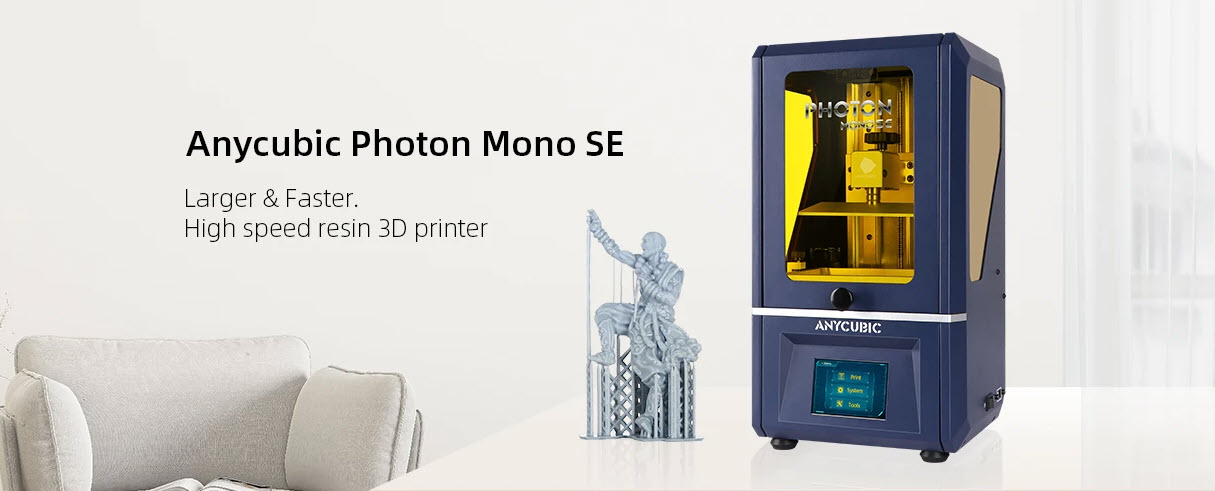 Anycubic Photon Mono SE