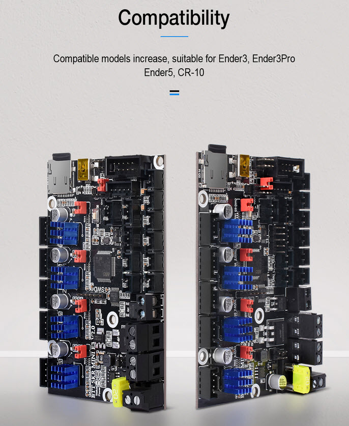 Bigtreetech SKR mini E3 V2.0