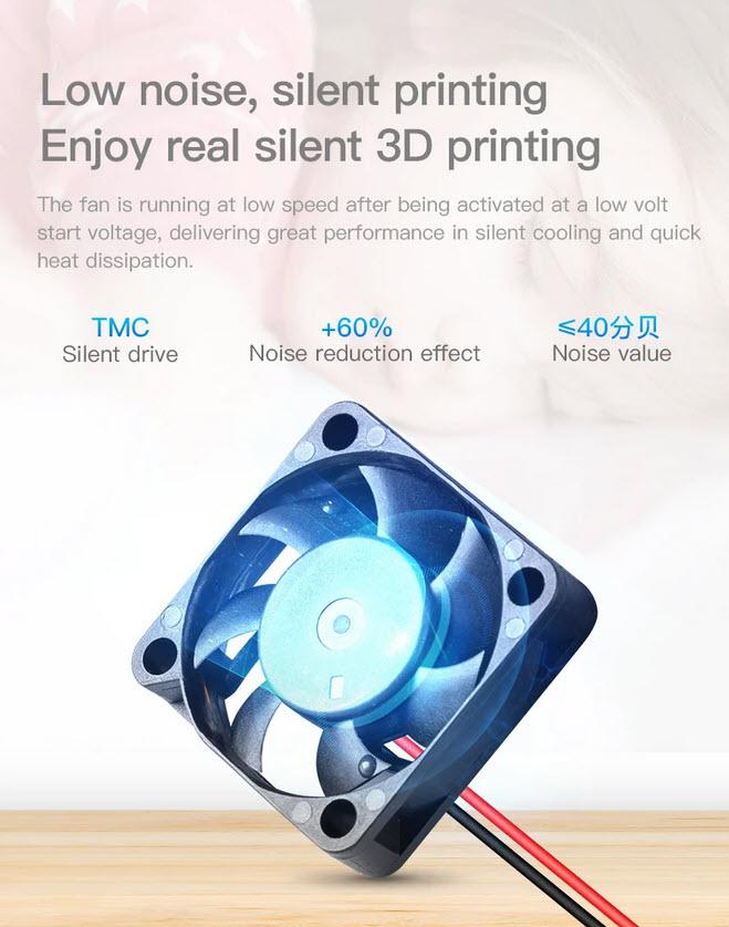 Creality 4010 Silent Axial fan