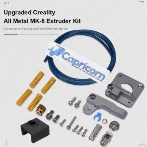 Creality Capricorn tube + MK8 ekstruder