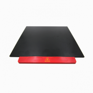 Raise3D Build Plate with protector Pro2 serija